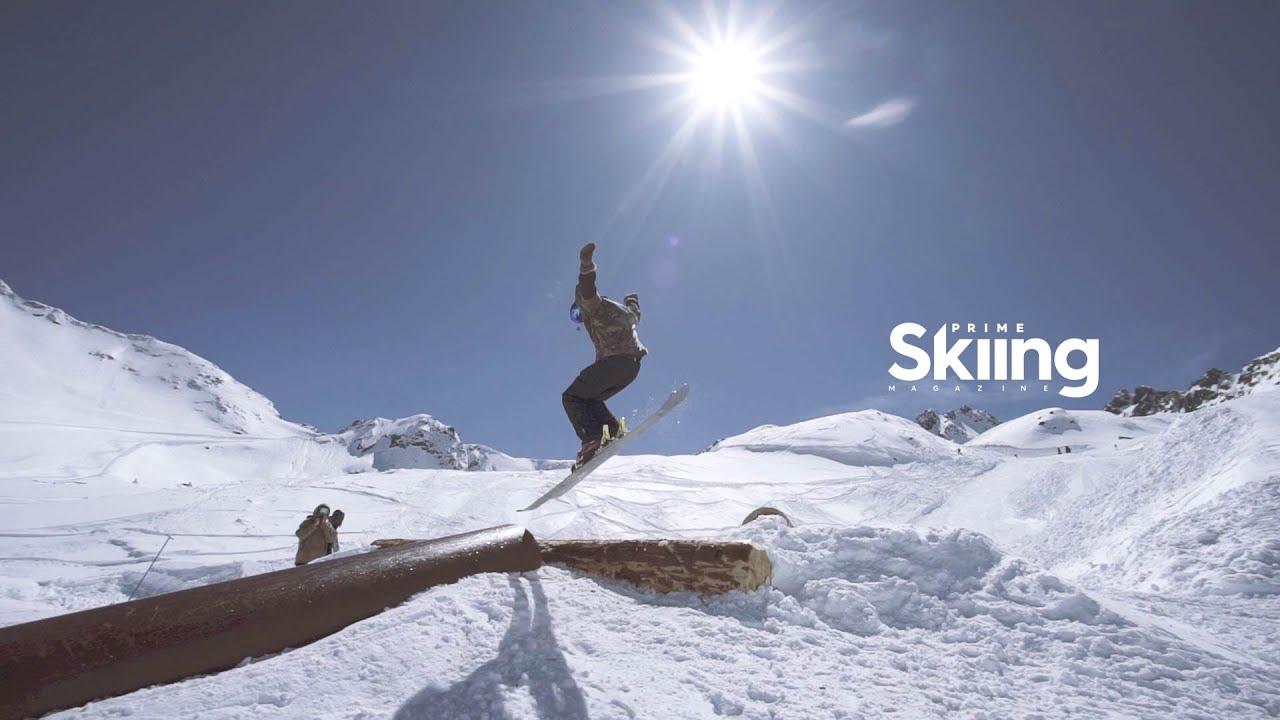 Prime Session at Spring Classics 2019 – Snowpark Kaunertal