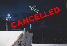 Einziger Freeski Weltcup in Deutschland abgesagt - ARAG Big Air Freestyle Festival 2020