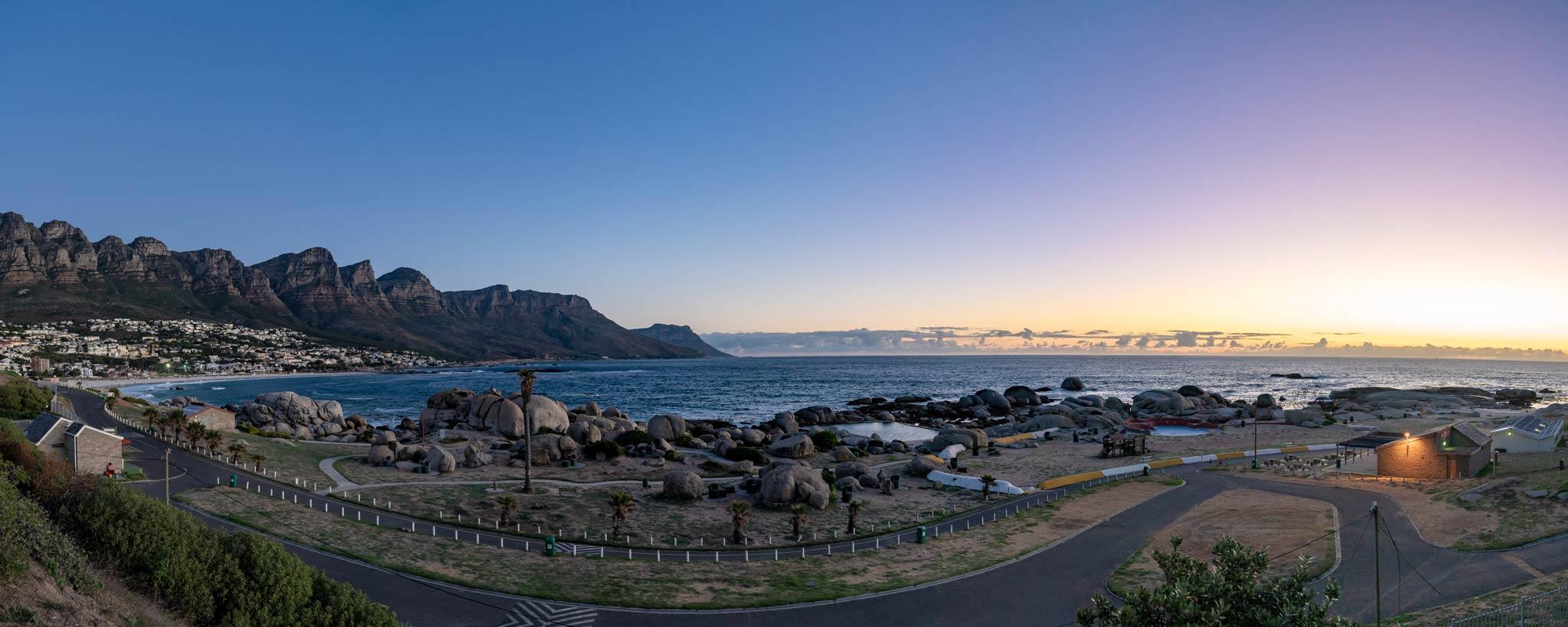 ... die Aufnahme von Panoramen. - Bild: DJI