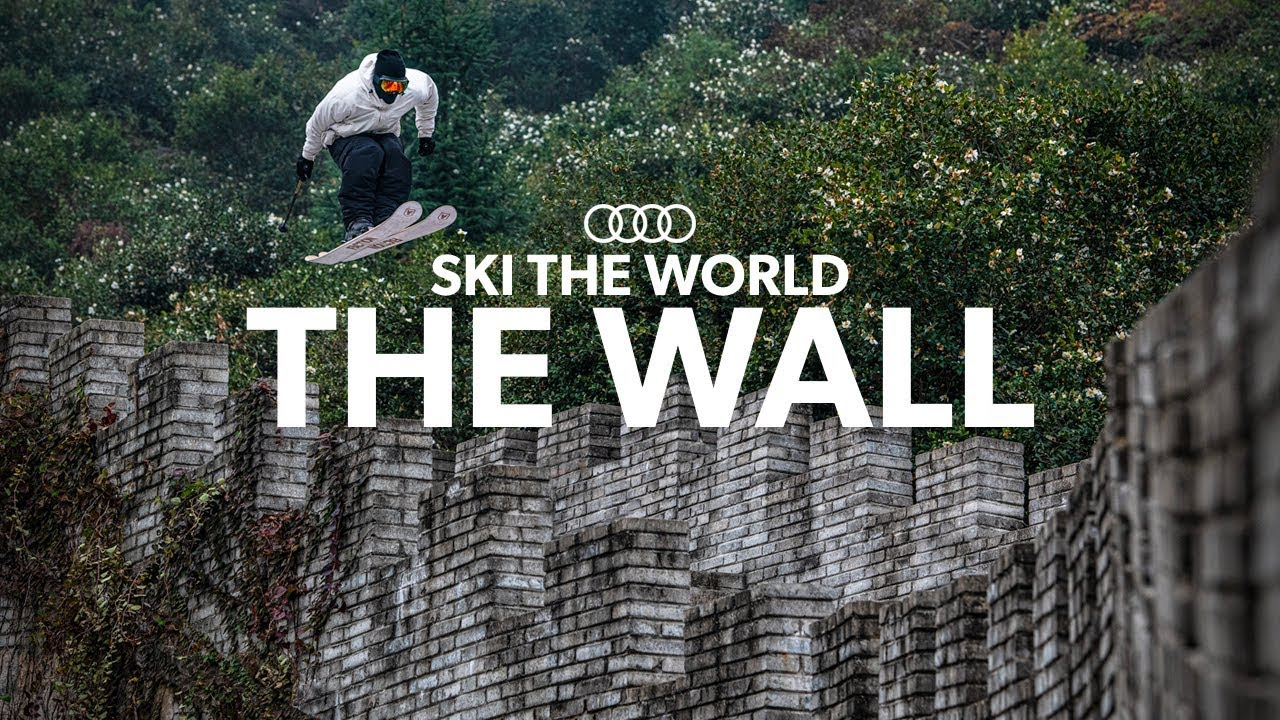 """""""Ski The World"""" Behind The Scenes Pt. 4 – Candide Thovex"""