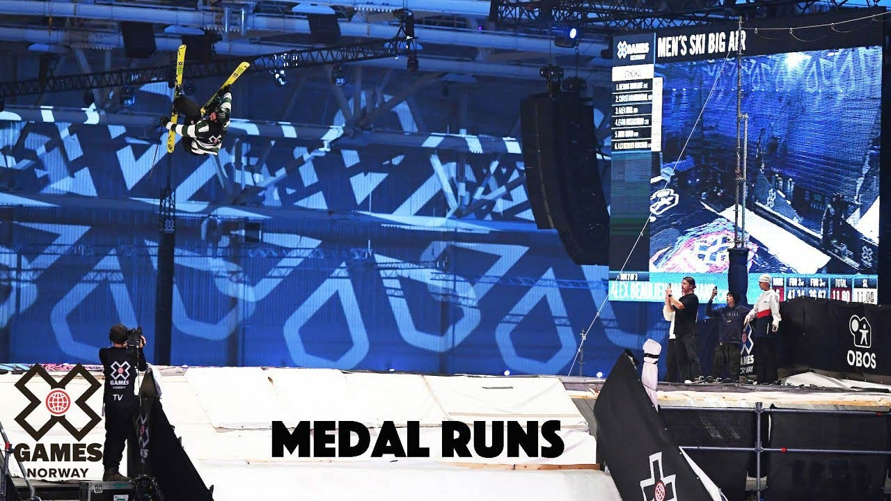 X Games Norwegen 2019: Ergebnisse, Full Replays & Winning Runs