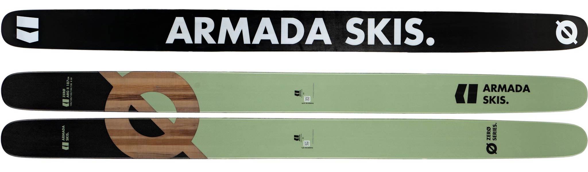 Armada Skis 2019/2020 - ARG II: Topsheet und Base