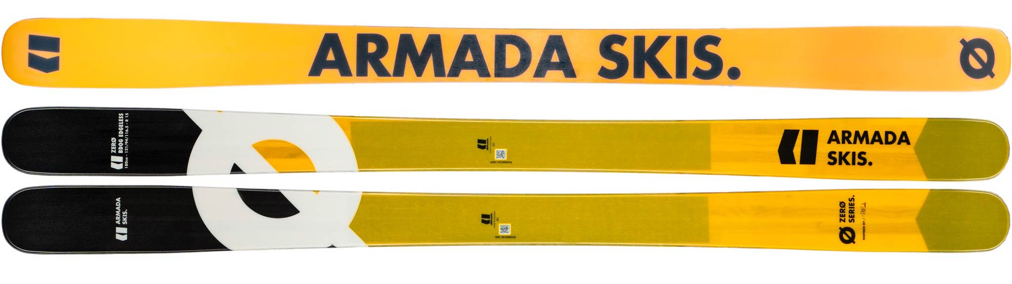 Armada Skis 2019/2020 - BDog Edgeless: Topsheet und Base