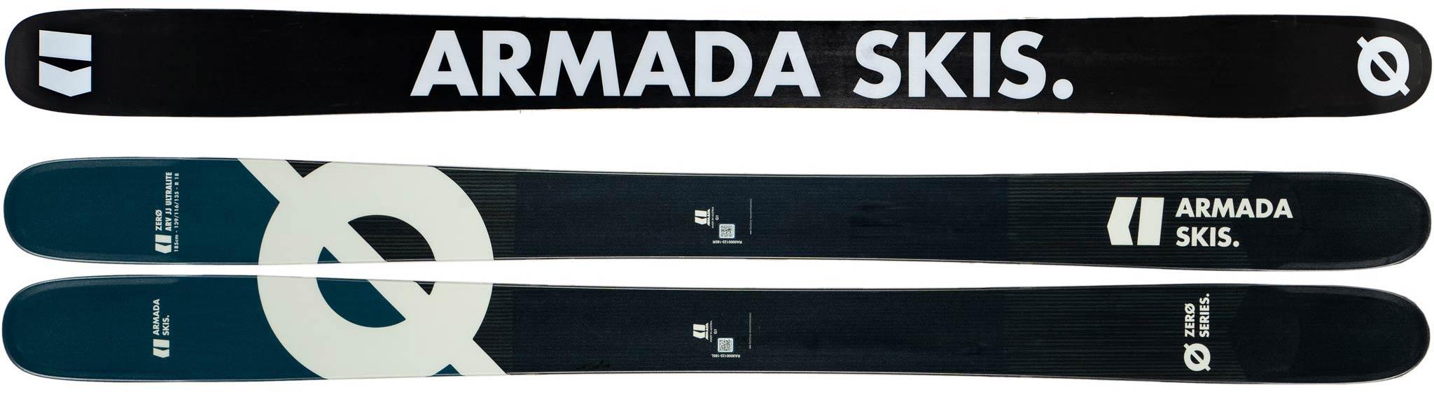 Armada Skis 2019/2020 - ARV JJ Ultralite: Topsheet und Base