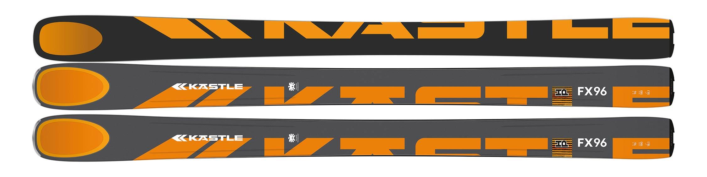 Kästle FX96 HP - Topsheet & Base
