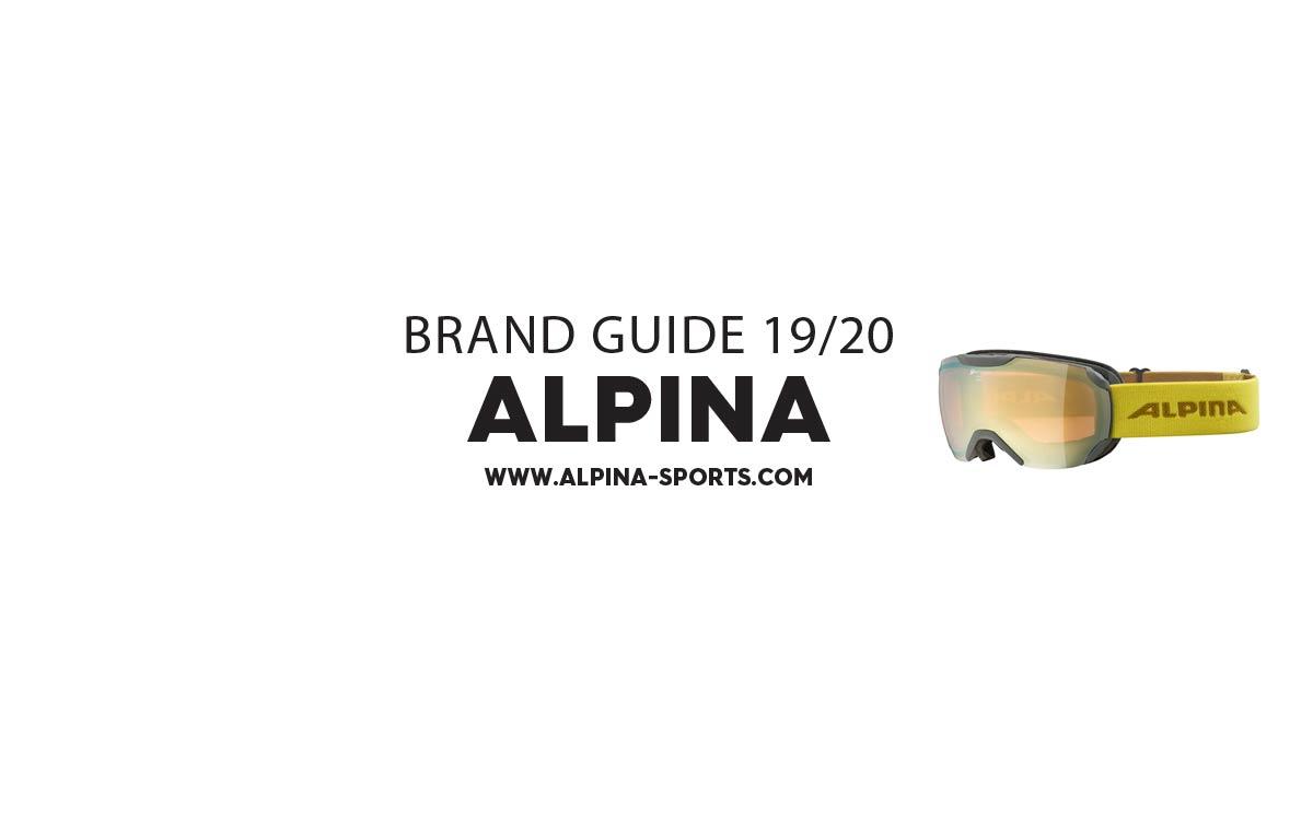 Alpina 2019/2020: Brillen- und Helm-Highlights in der Übersicht