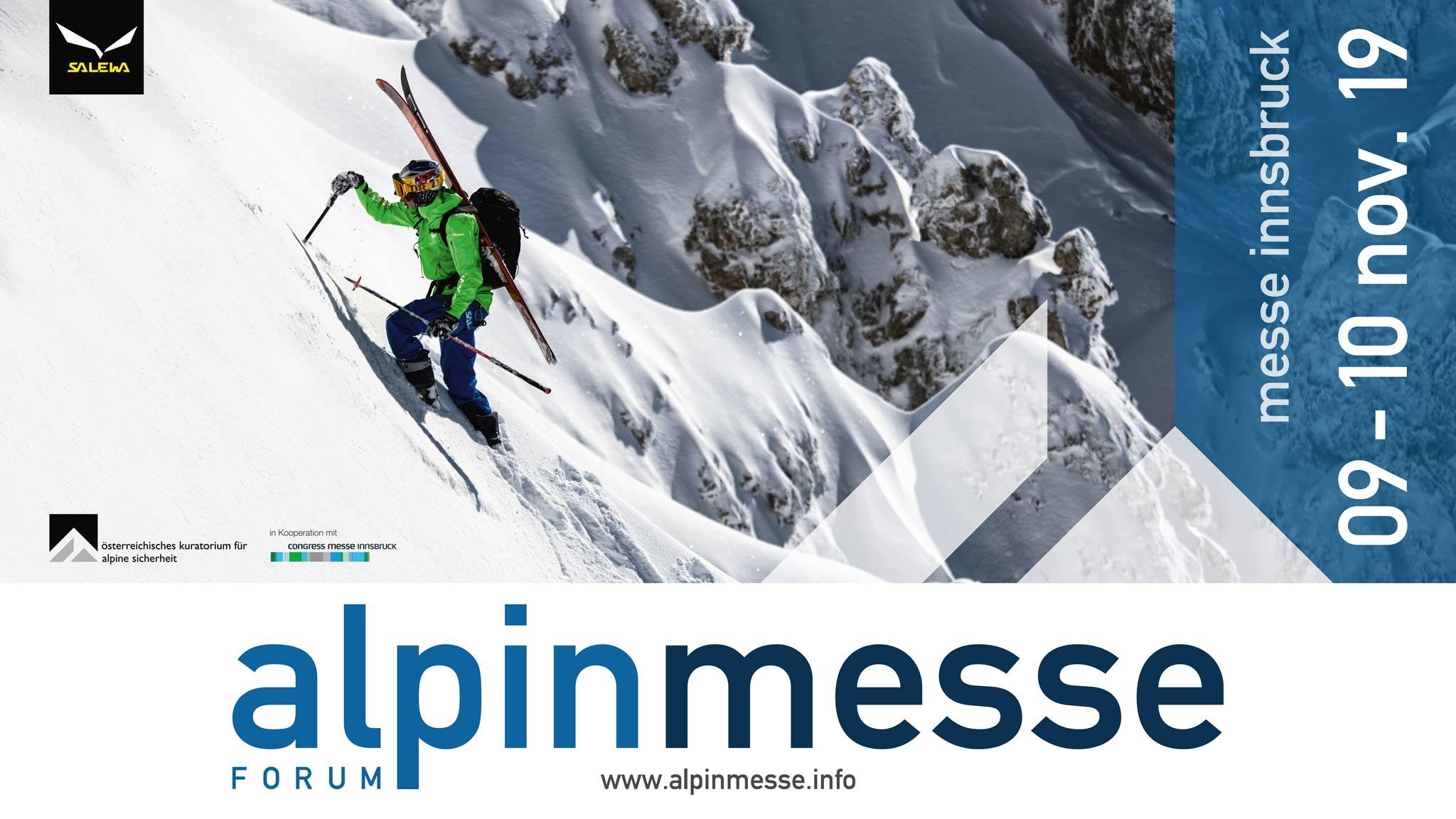 Alpinmesse Innsbruck 2019 – Alle Infos