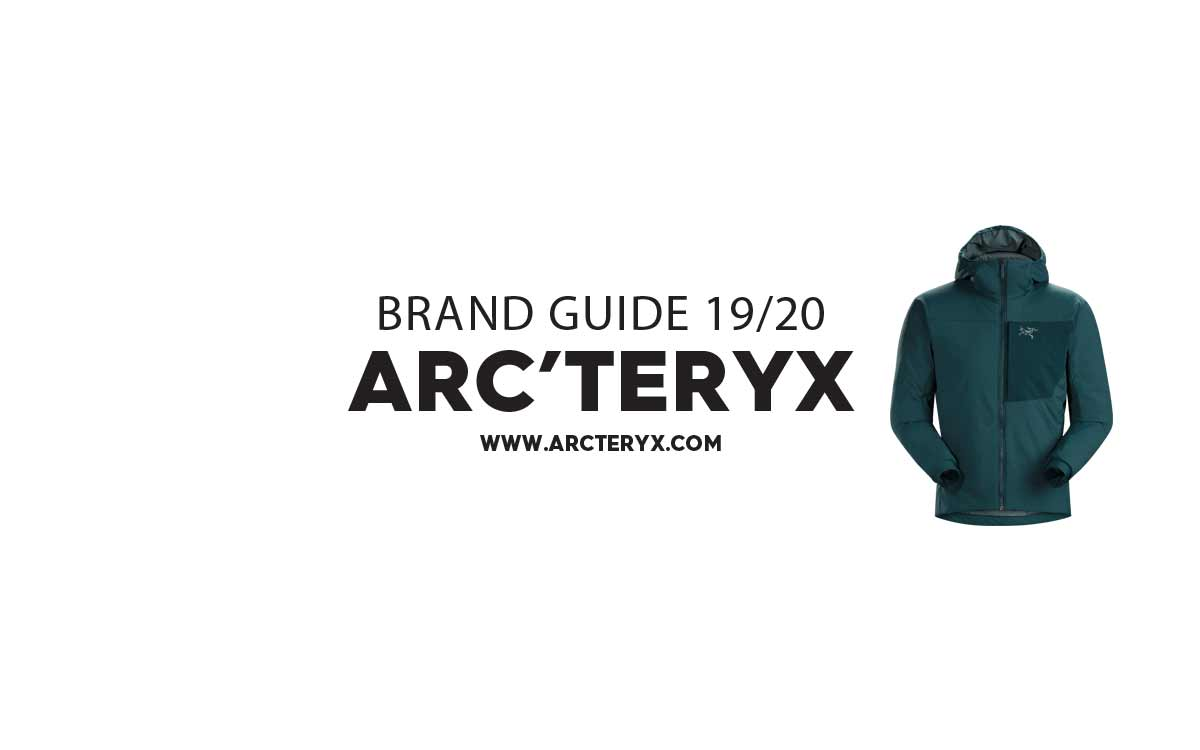 Arc'teryx 2019/2020: Outerwear Highlights