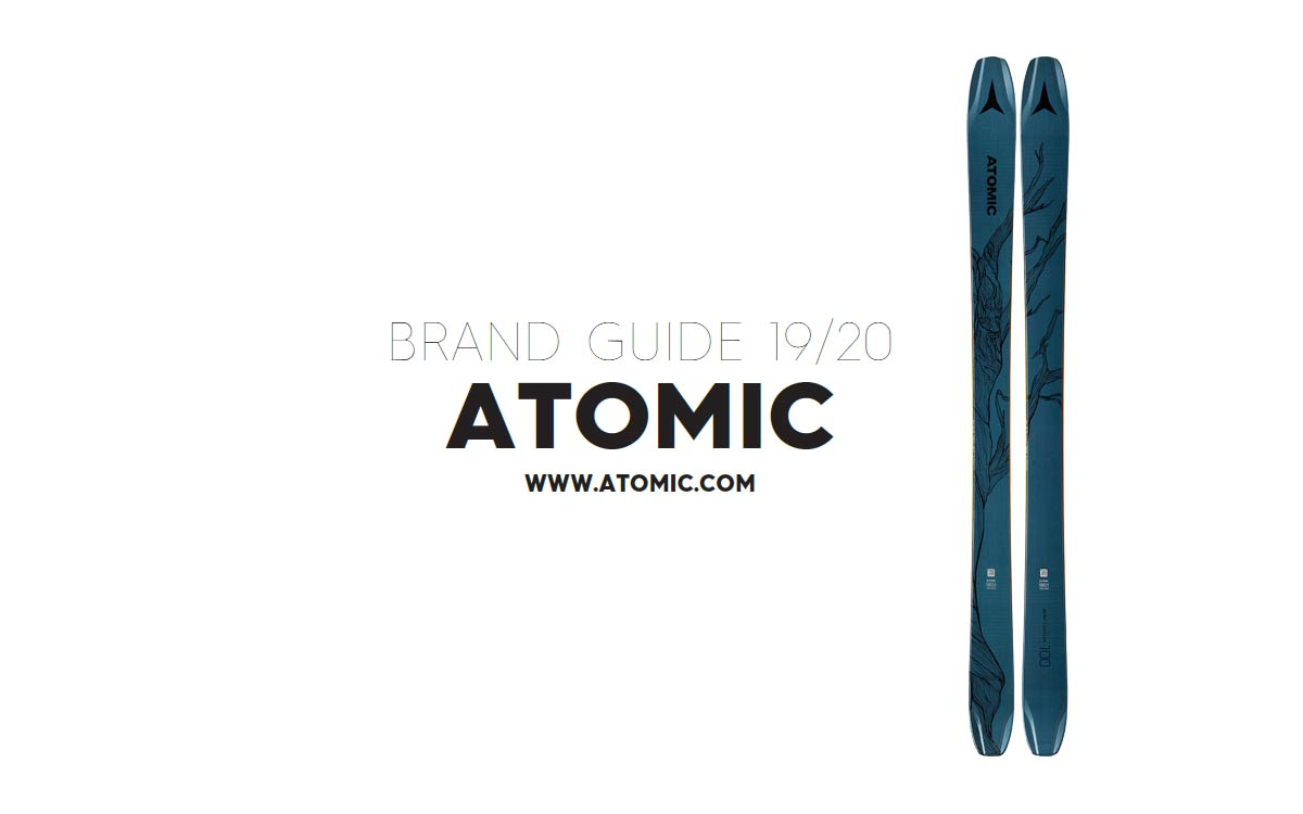 Atomic Skis 2019/2020: Ski-Highlights in der Übersicht