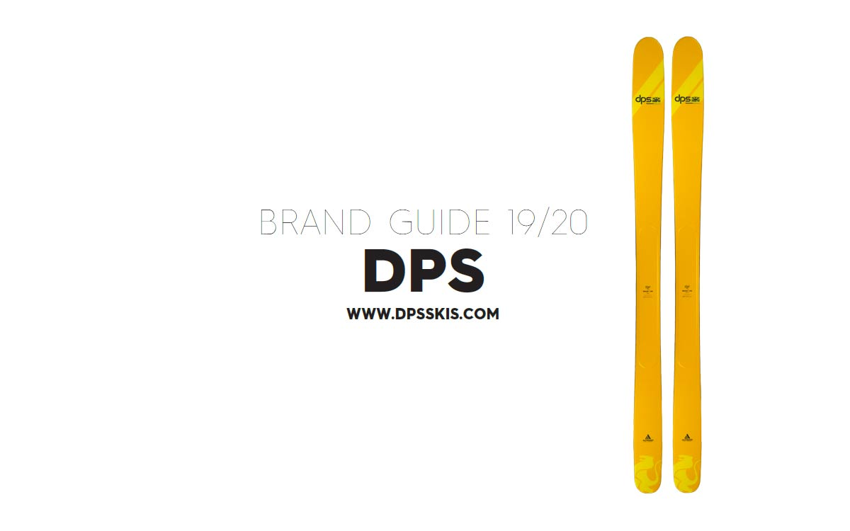 DPS Skis 2019/2020: Ski-Highlights in der Übersicht
