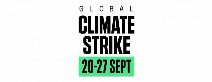 Aufruf zum globalen Klimastreik am 20. September 2019