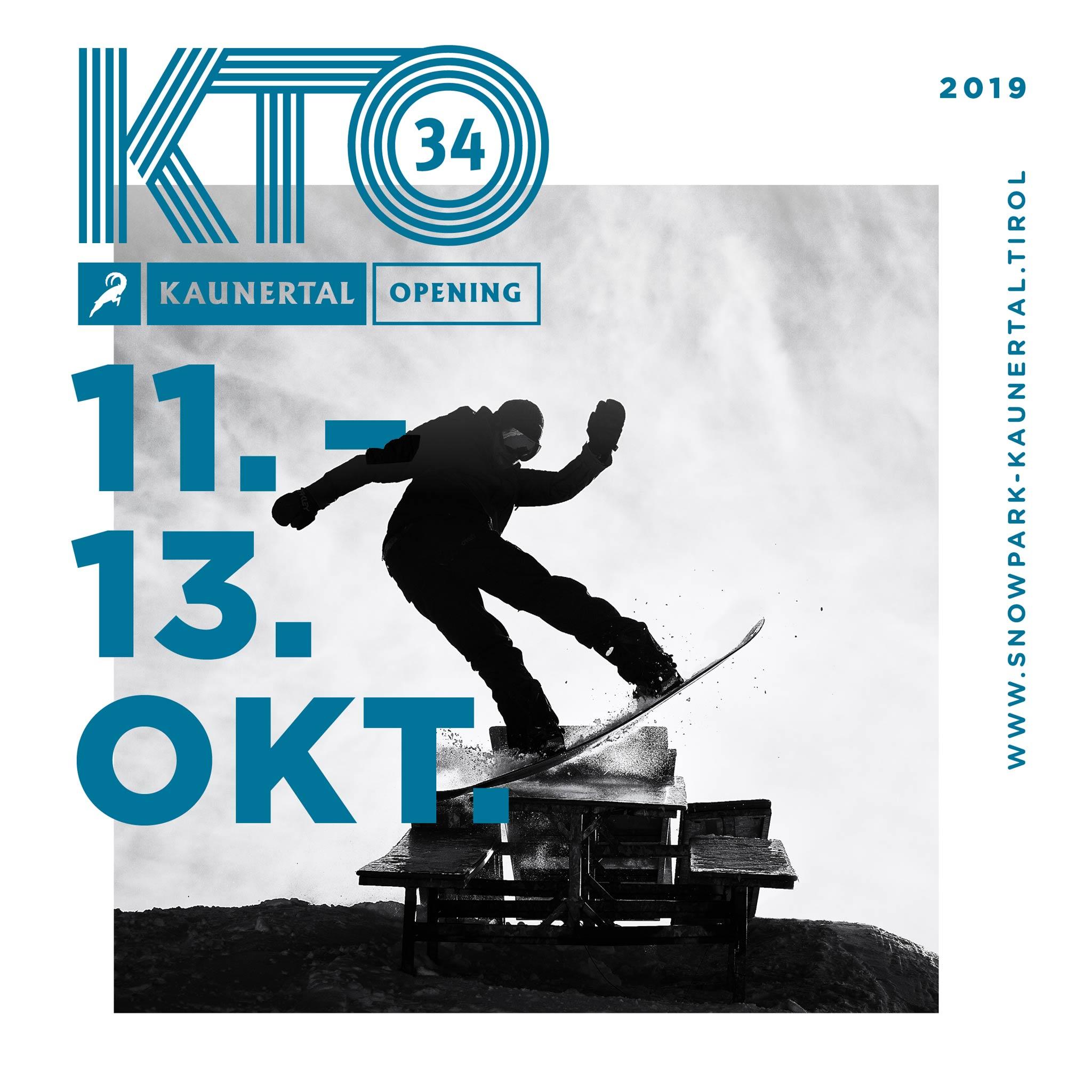 Kaunertal Opening 2019