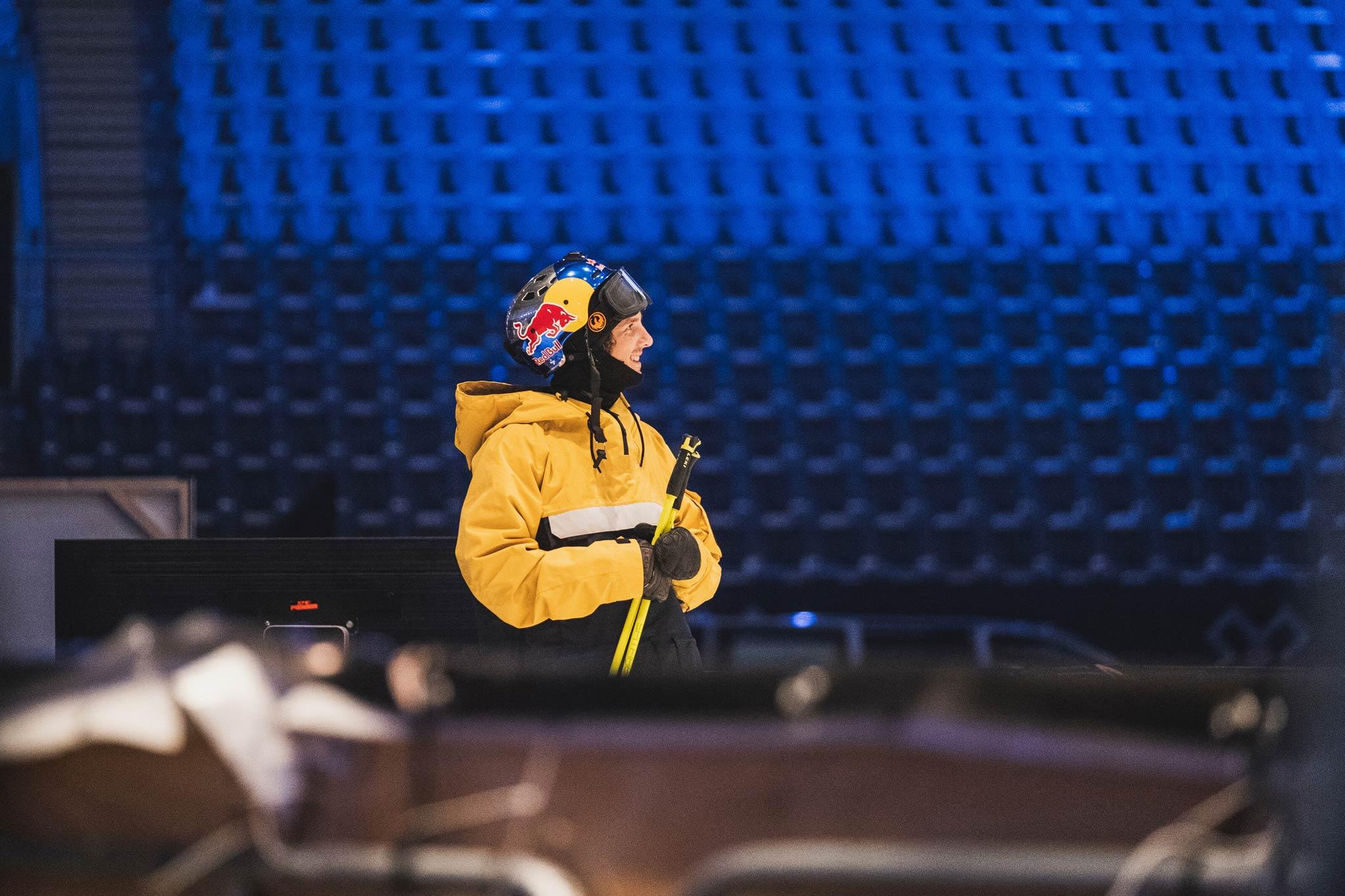 Schaffte es ebenfalls nicht in das Finale der besten Männer: Der Schwede Jesper Tjader. - Foto: Red Bull Content Pool