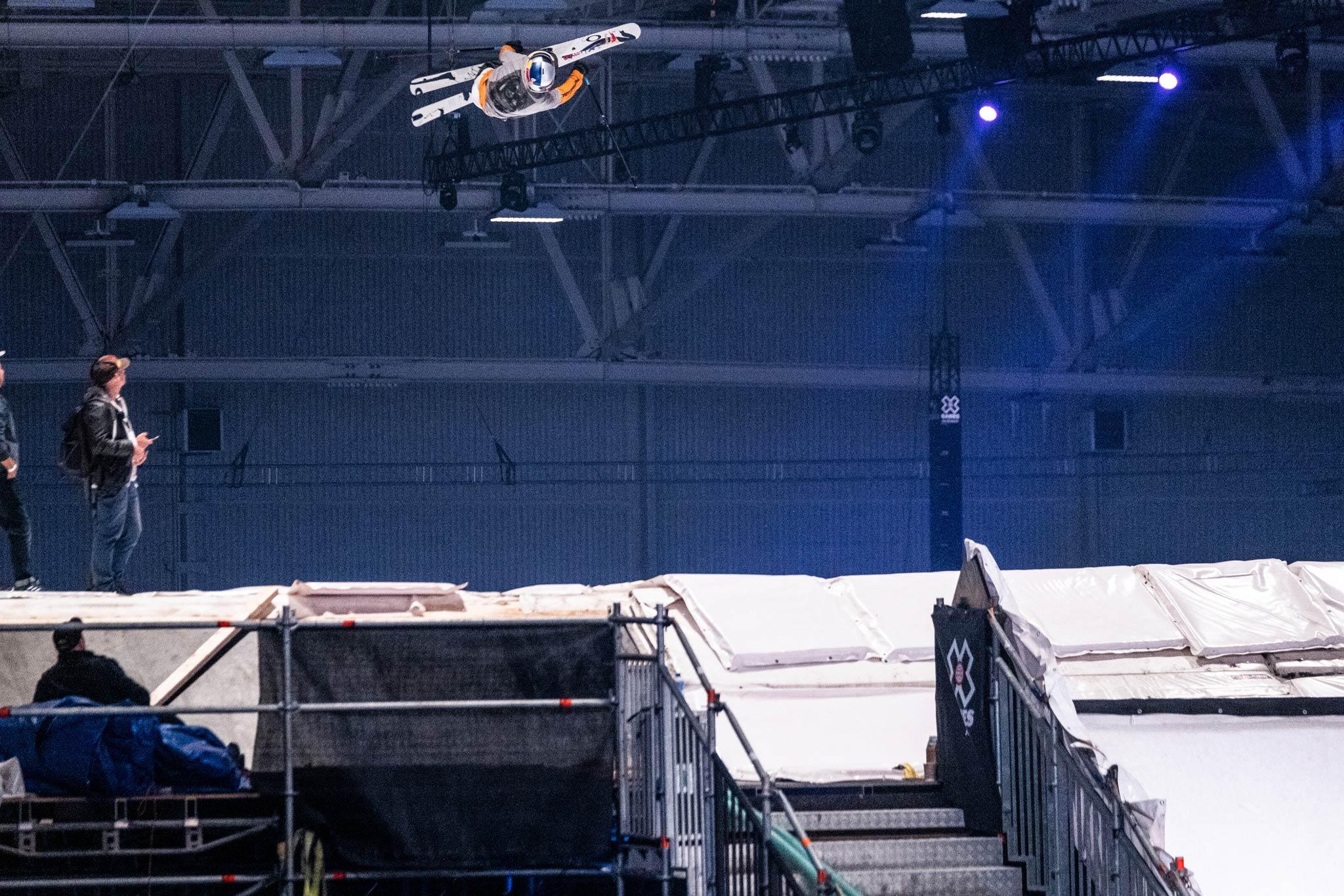 Oystein Braten ist es normalerweise gewohnt in das Finale der X Games zu kommen - dieses Mal klappte es nicht. - Foto: Red Bull Content Pool