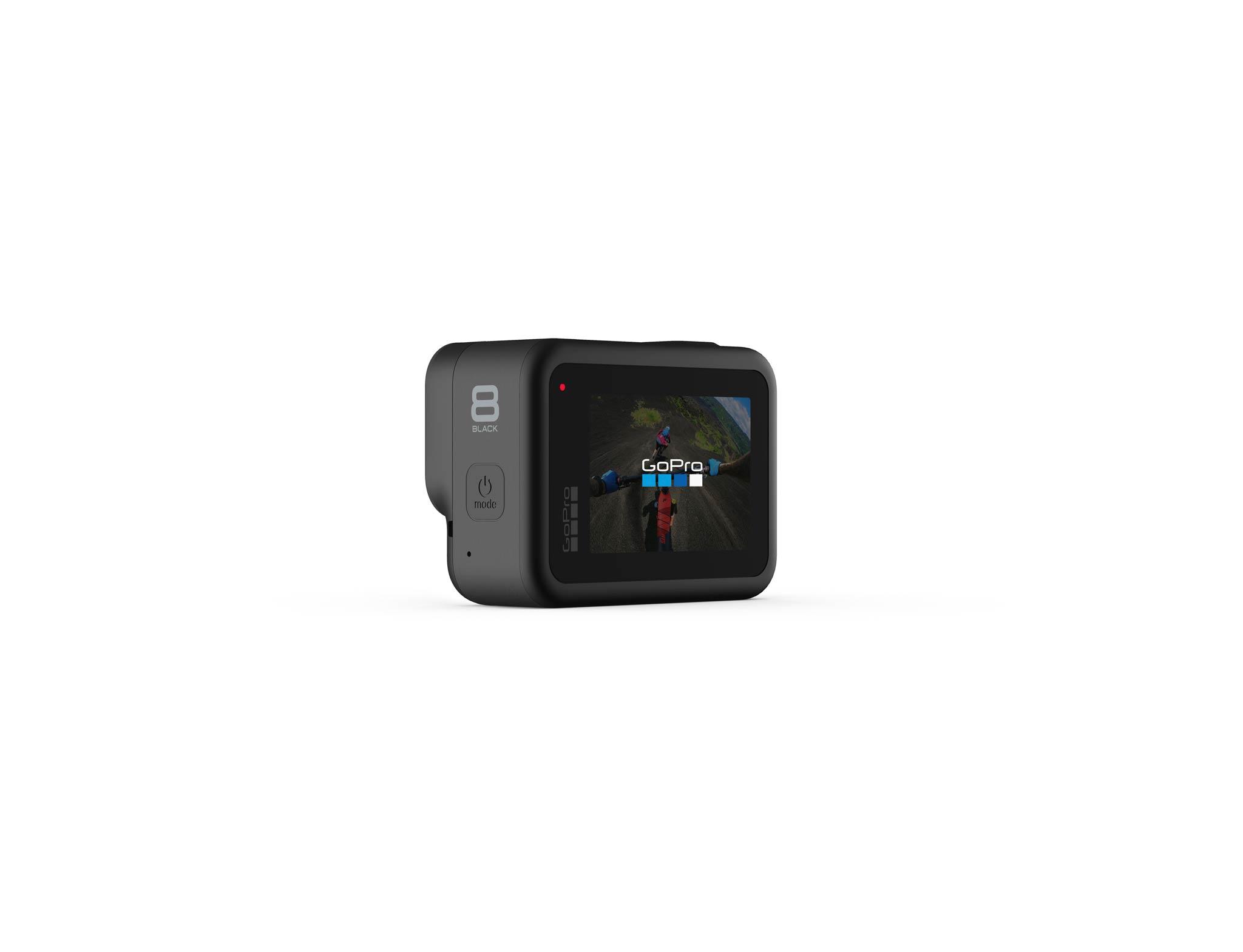 GoPro Hero 8 Black - Rückansicht