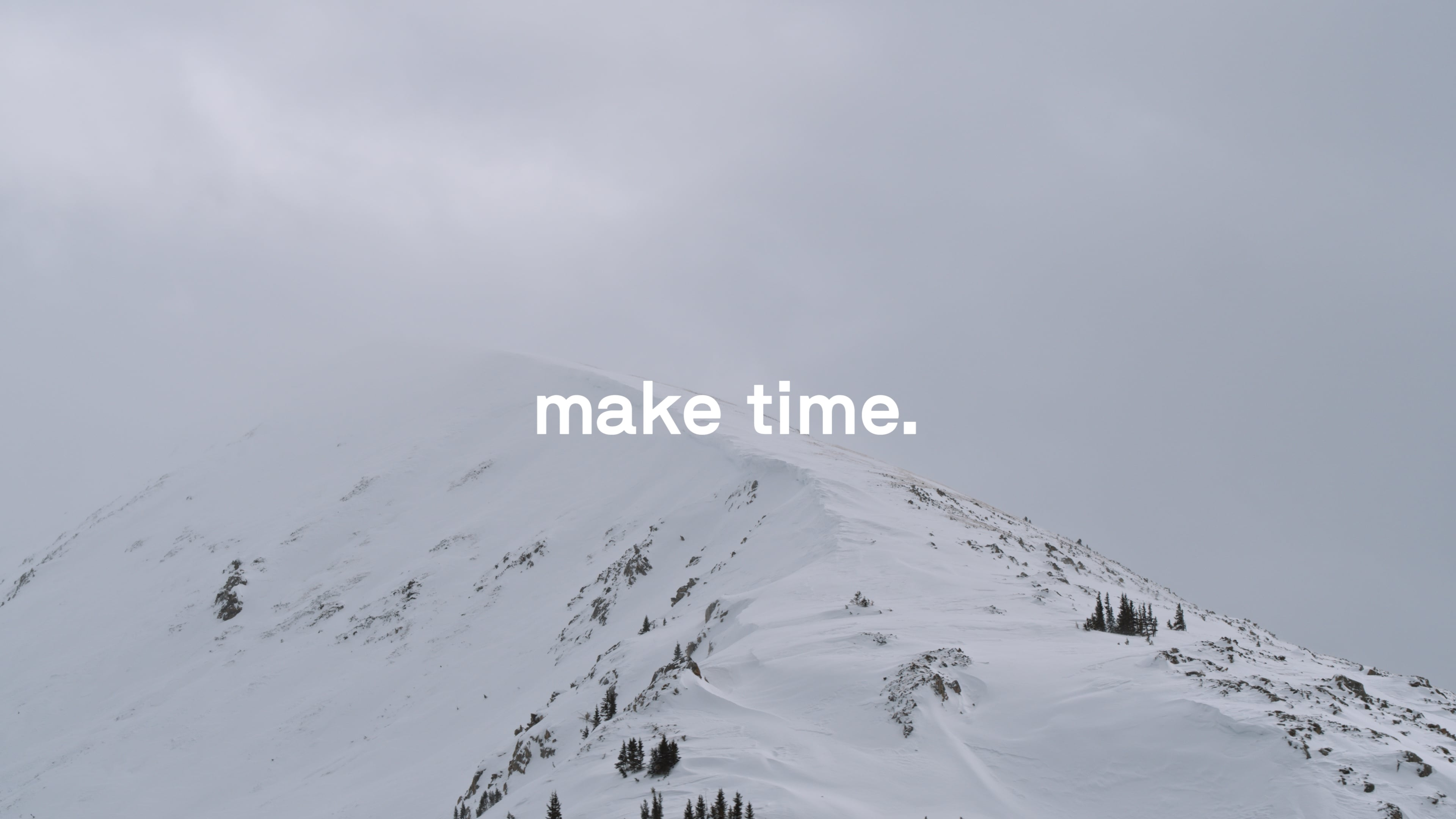 """Make Time"" – Alex Hall"