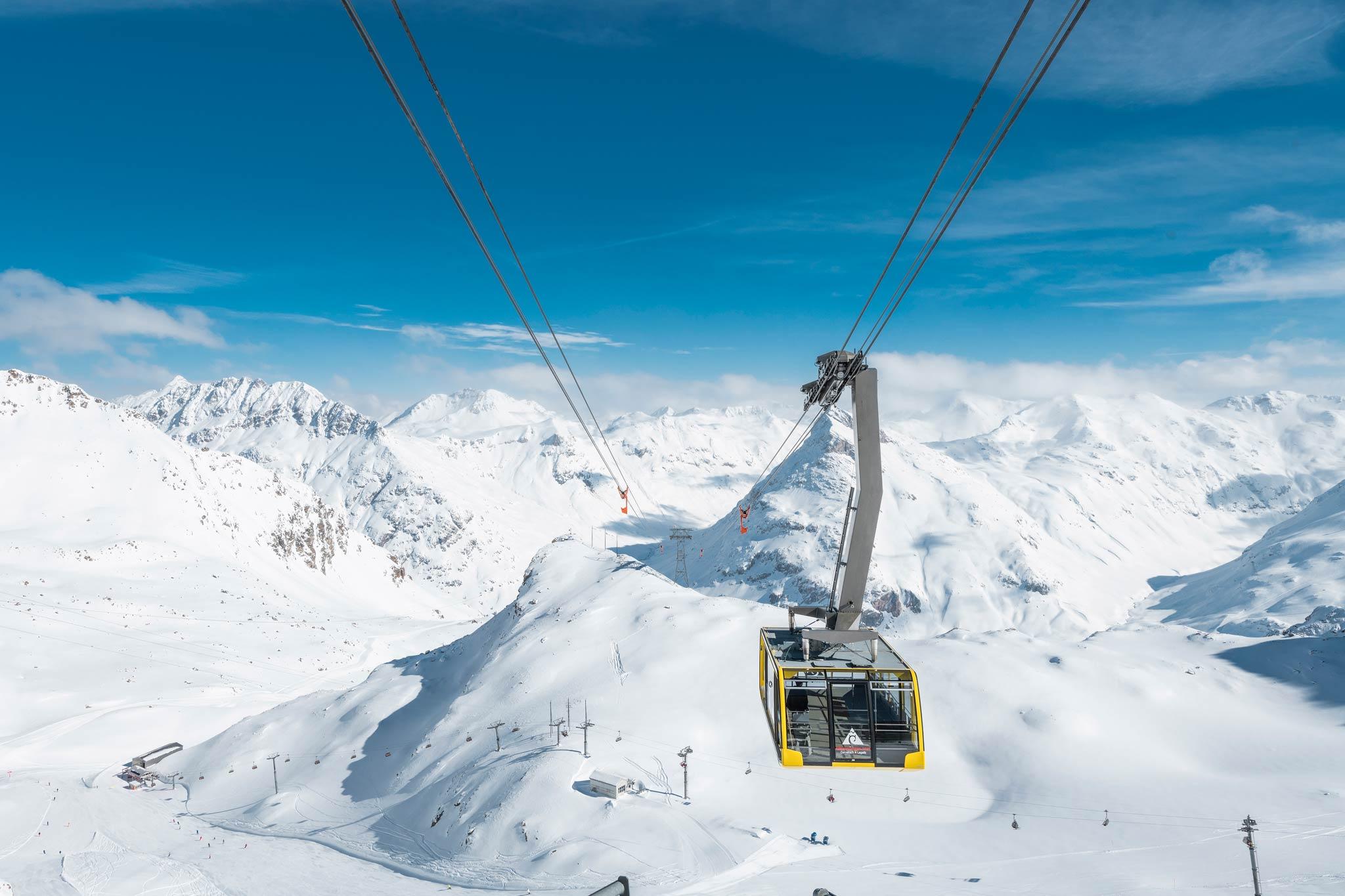 Diavolezza: Erstes Schweizer Skigebiet öffnet dieses Wochenende