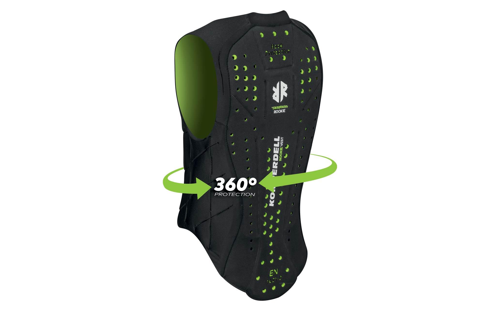 Komperdell Ballistic Vest Junior (Rückenprotektor)