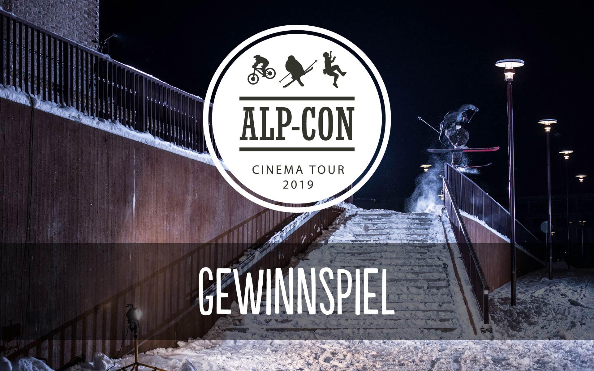 Alp-Con Cinematour 2019: Filme, Termine, Gewinnspiel, Trailer und mehr