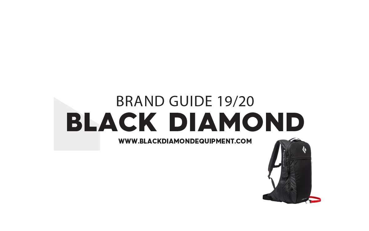 Black Diamond 2019/2020: Lawinenrucksack-Highlights in der Übersicht