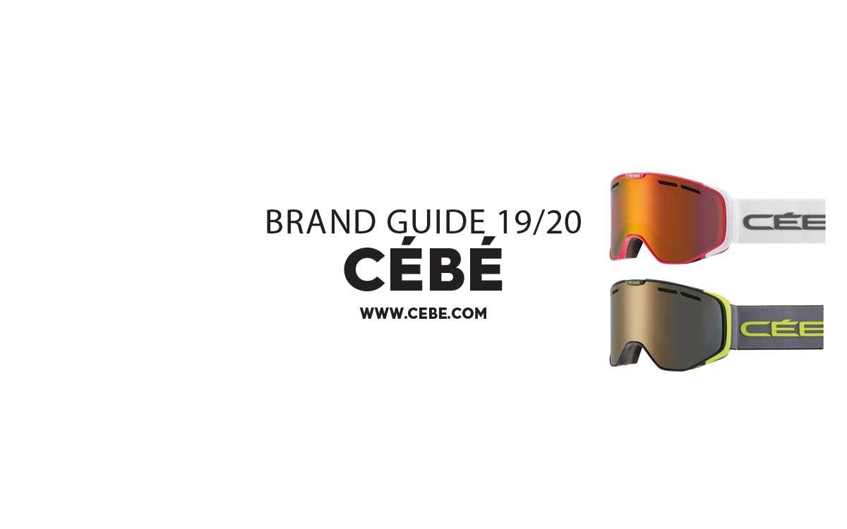 Cébé 2019/2020: Brillen- & Safety-Highlights in der Übersicht