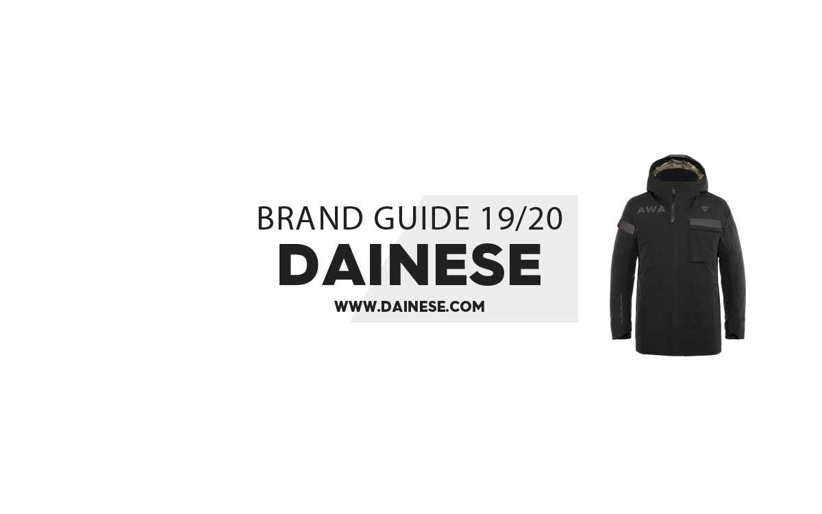 Dainese 2019/2020: Outerwear-Highlights in der Übersicht