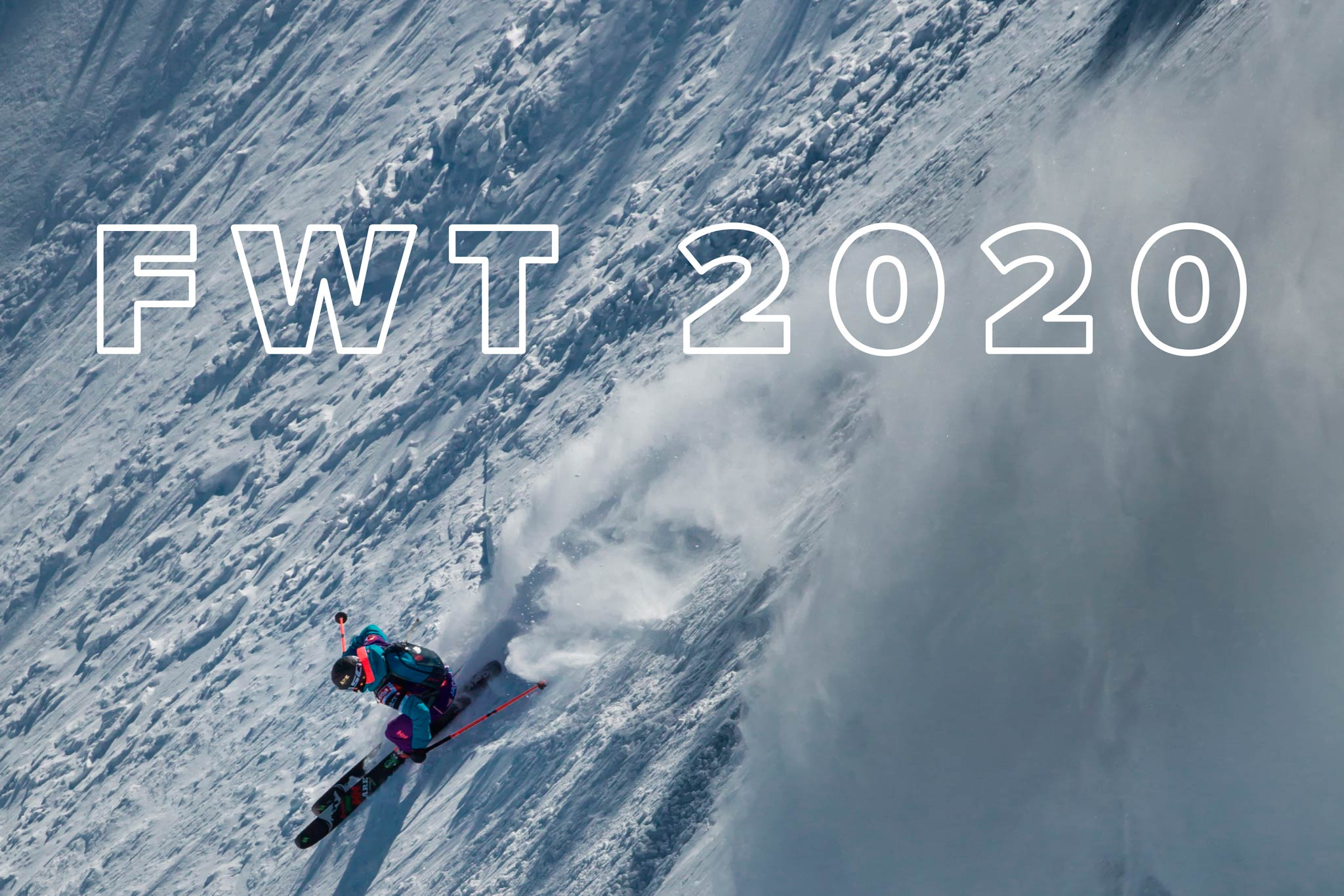 Freeride World Tour 2020 - Alle Termine im Überblick