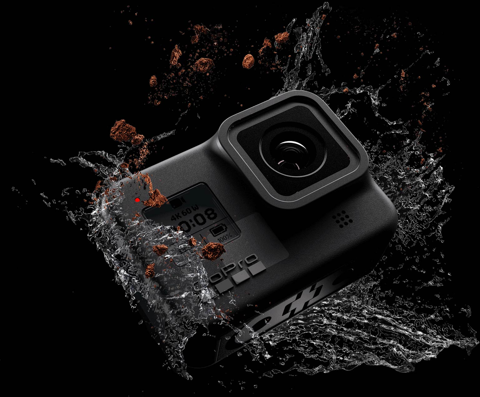 Image result for gopro hero 8 black banner