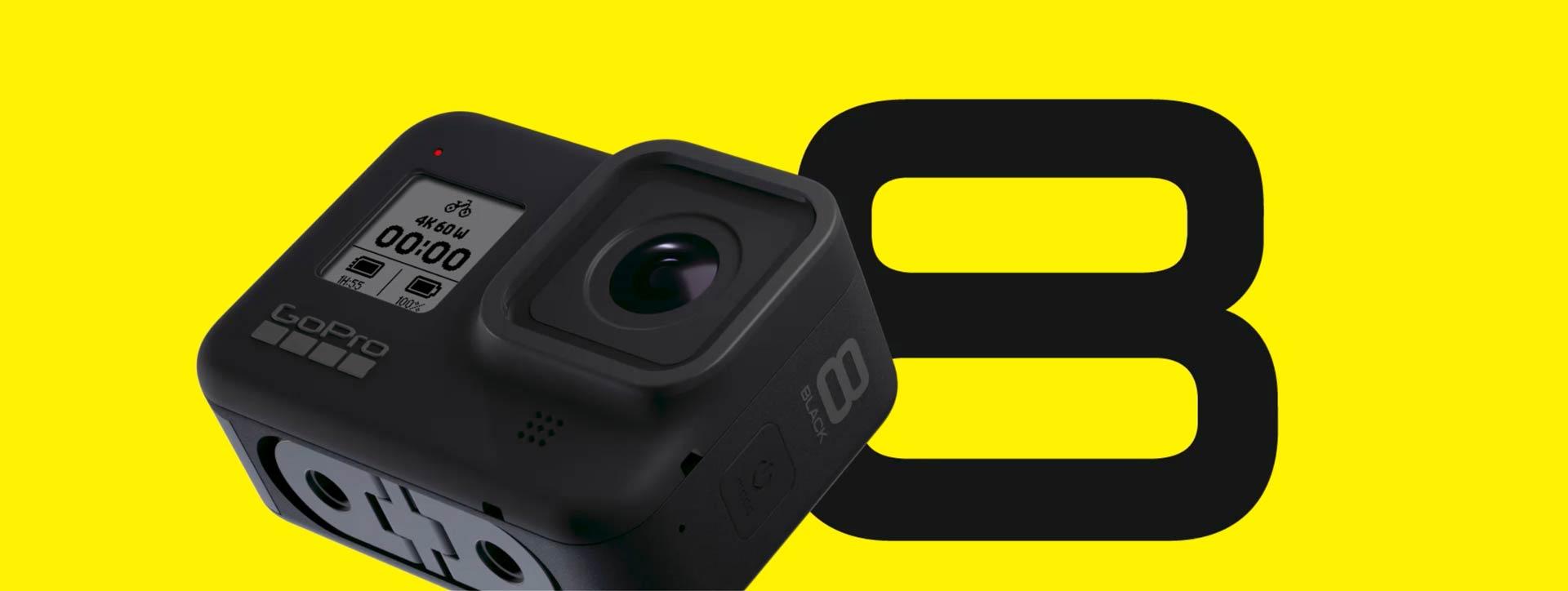 GoPro Hero 8 Black & Max vorgestellt – Die neuen Features in der Übersicht