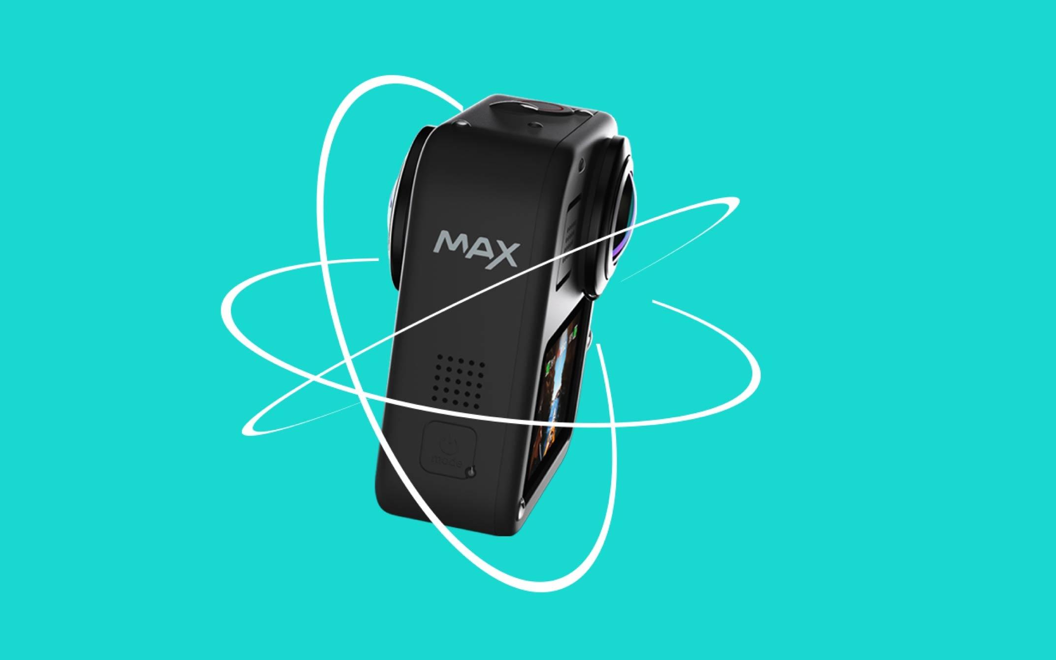 Die GoPro MAX: die neue 360 Grad Kamera von GoPro