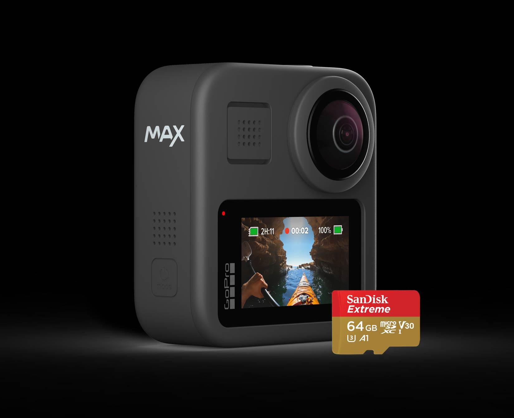 Die GoPro MAX