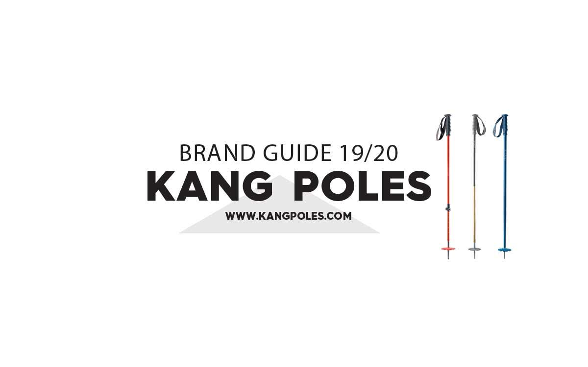 Kang Poles 2019/2020: Skistöcke-Highlights in der Übersicht