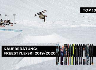 Kaufberatung: Die besten Freestyle- und Park-Ski 2019/2020