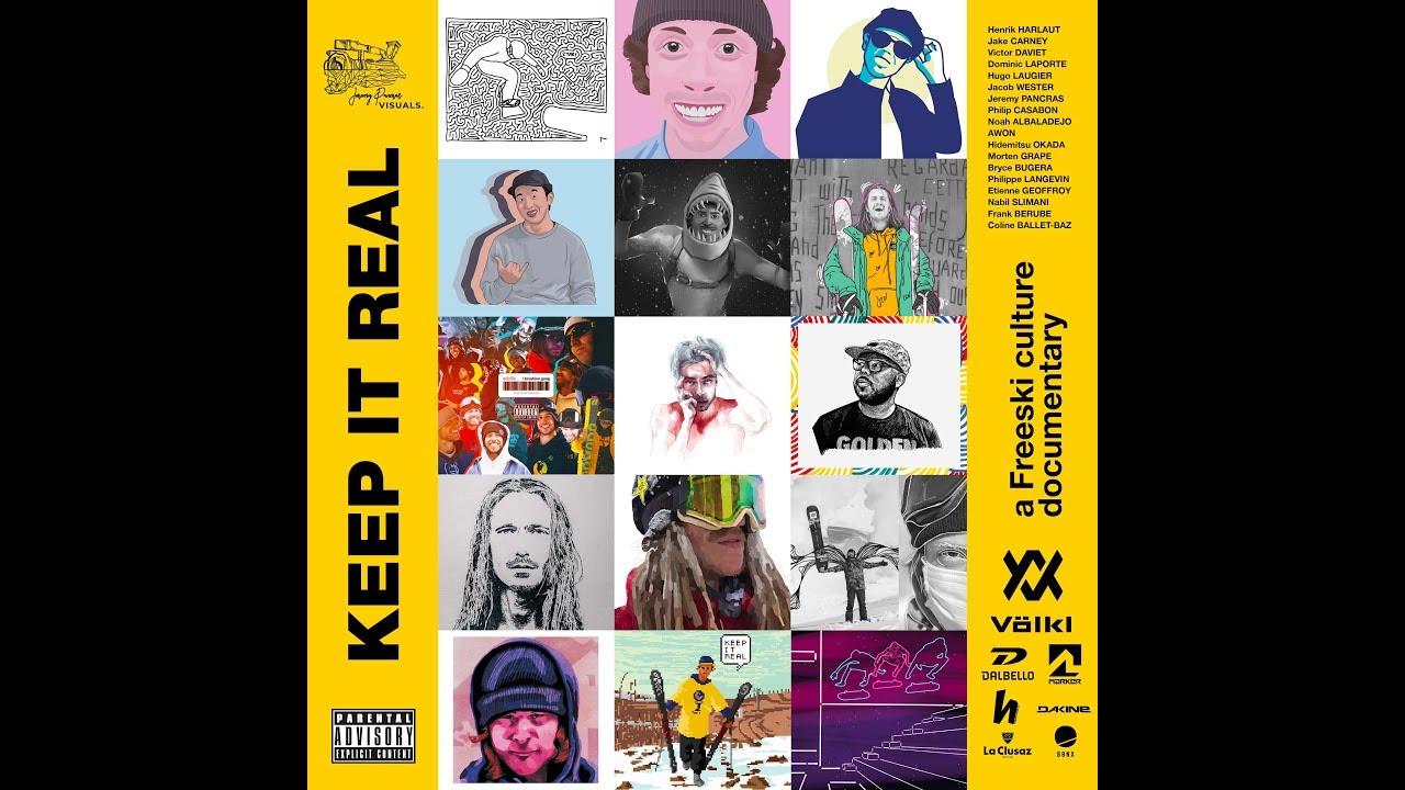 """Keep it Real"" Teaser – 2019 – Jeremy Pancras"