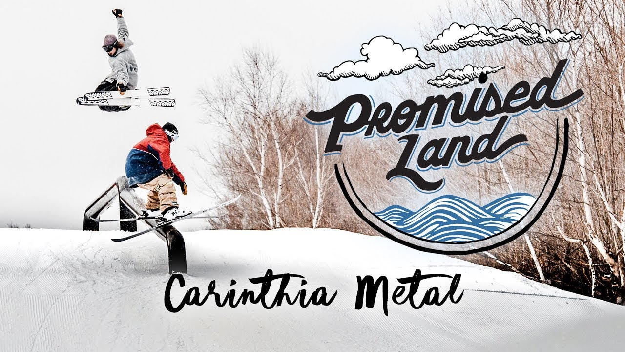 """""""Promised Land"""" by Ski The East Season 2 (18/19): Alle Folgen: Ep. 2.9 online"""