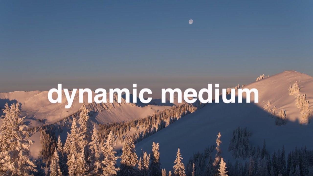 """Dynamic Medium"" Teaser – 2019 – Bobby Brown"