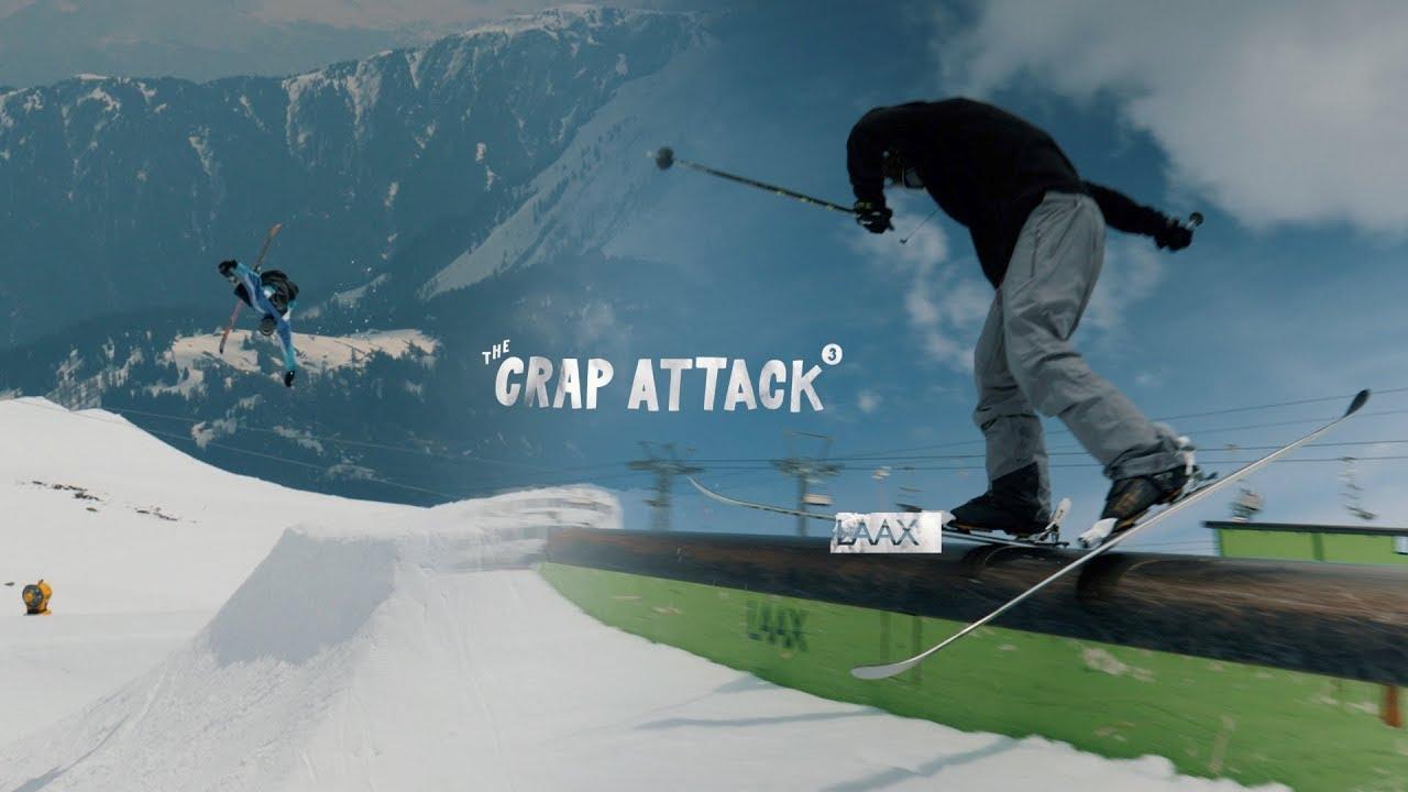 The Crap Attack 2019: Alle Videos: Ep. 3 – Snowpark LAAX