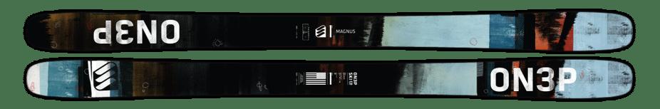 "Kaufberatung Freestyle Ski 2019/2020: ON3P ""Magnus 90"" 2020: Topshet"