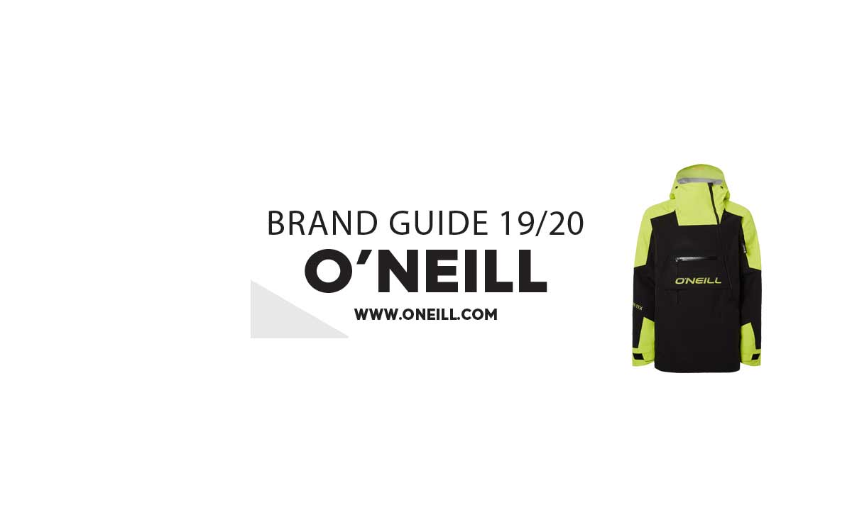 O'Neill 2019/2020: Outerwear-Highlights in der Übersicht