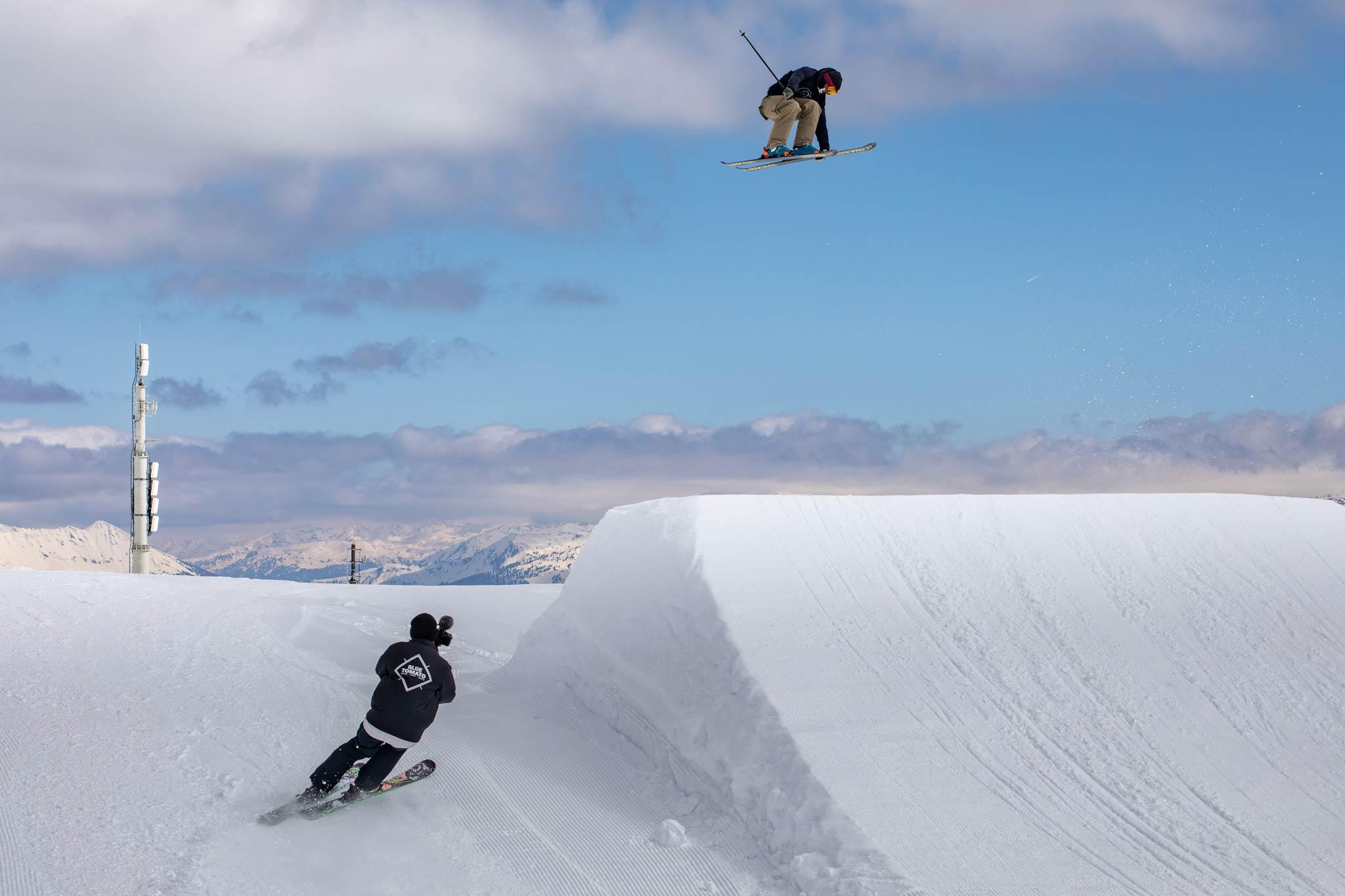 Rider: Daniel Walchhofer - Foto: Patrick Steiner
