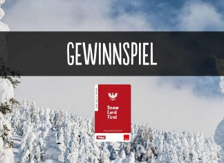 Gewinne eine Snow Card Tirol für den Winter 2019/2020