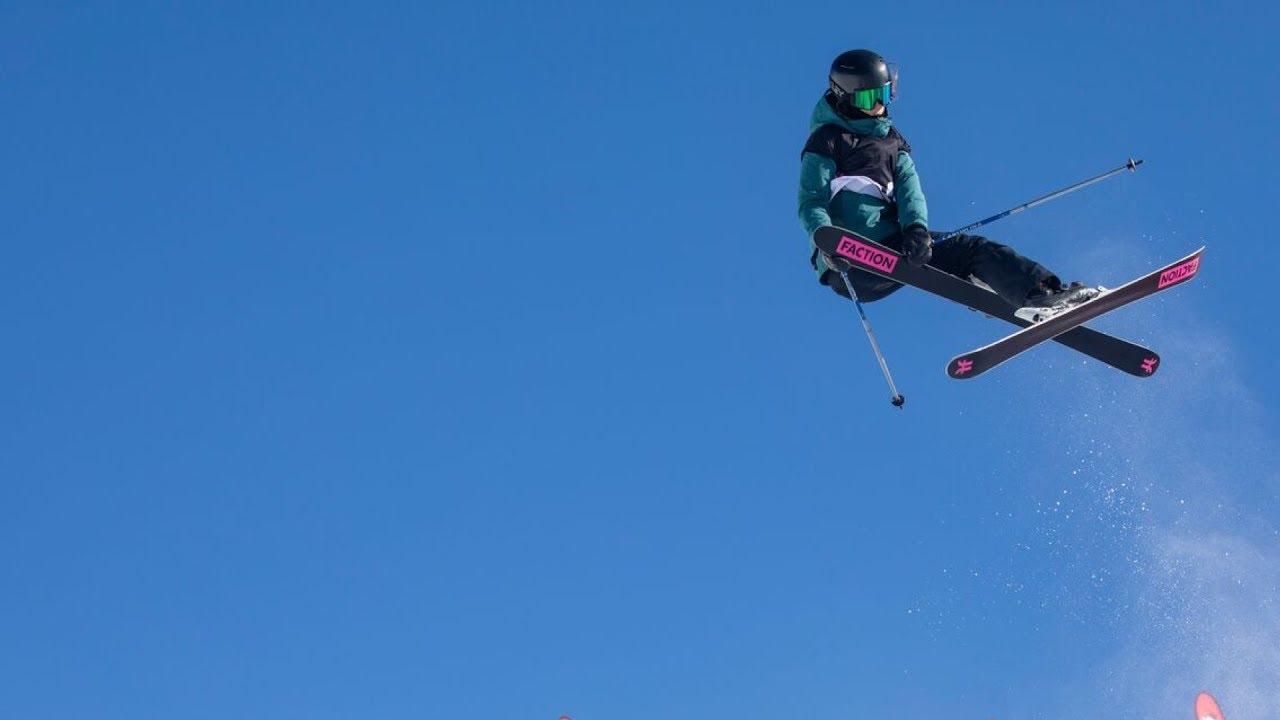 Neu im Faction Skis & Red Bull Team: Eileen Gu
