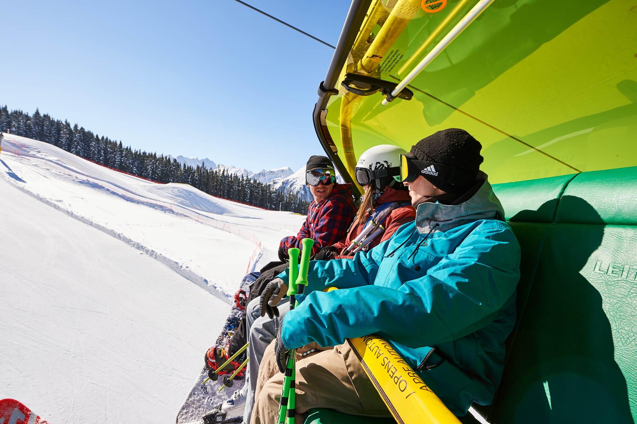 Noch bis einschließlich 4. Dezember 2019 könnt ihr euch die Vorverkaufsrabatte bei Ski amadé sichern!