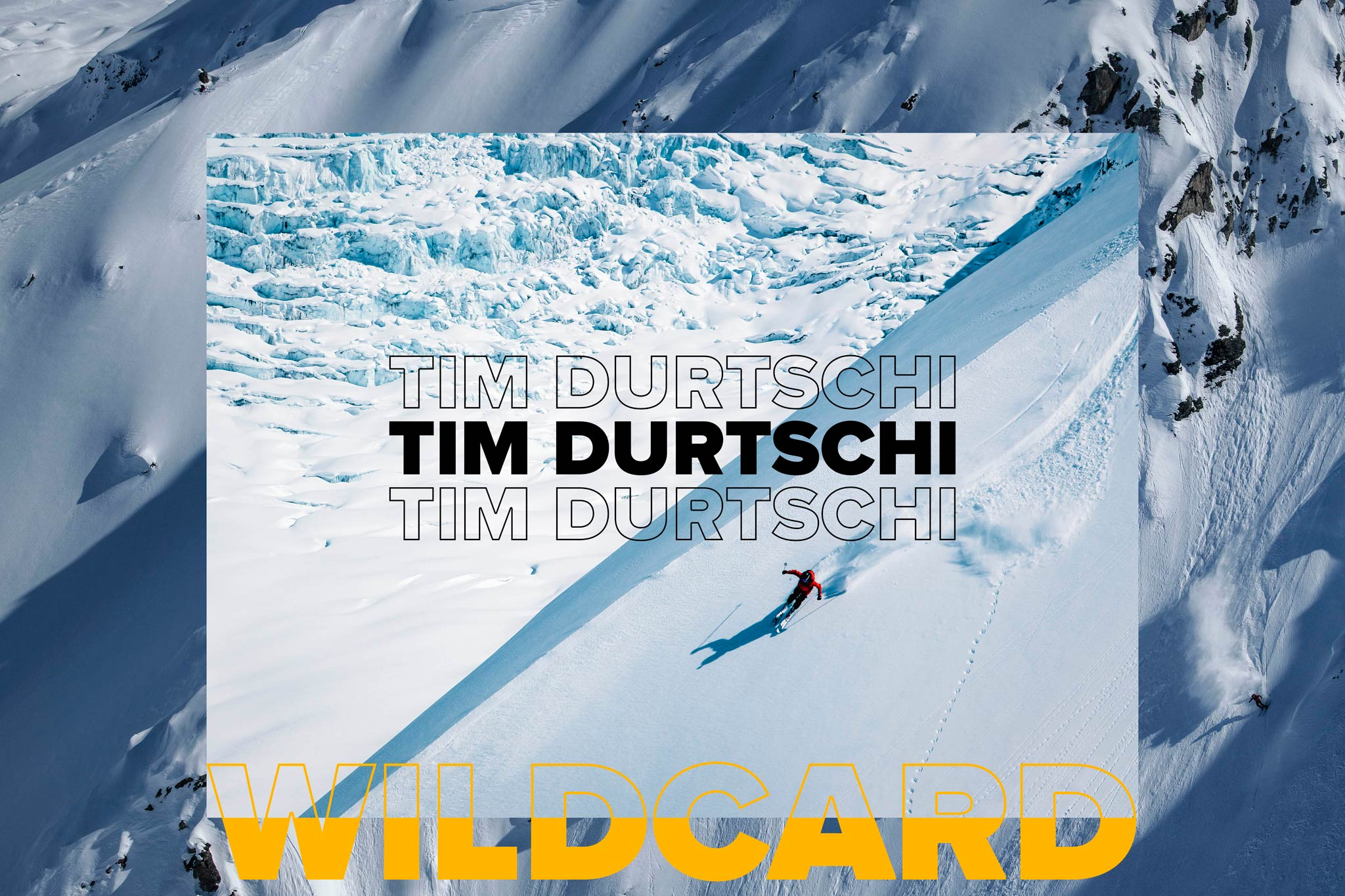 Tim Durtschi startet bei der Freeride World Tour 2020!