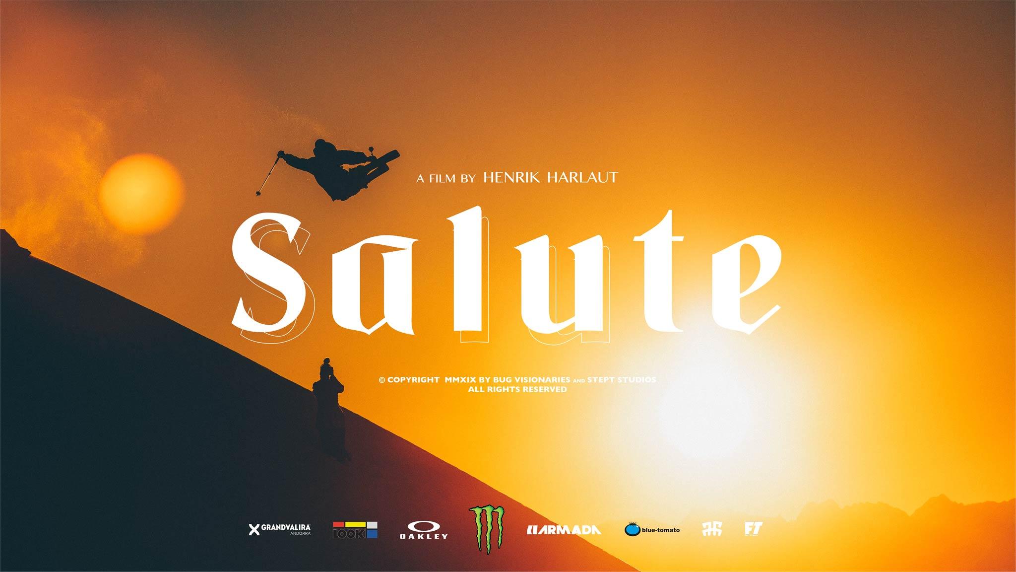 """Salute"" Teaser – 2019 – Henrik Harlaut X Stept Productions"
