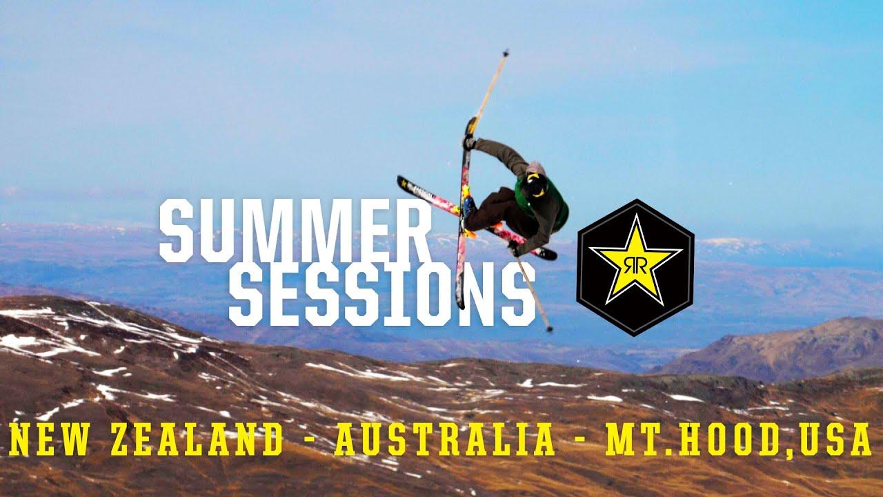 Summer Sessions mit AHall, Joss, McRae & Blunck