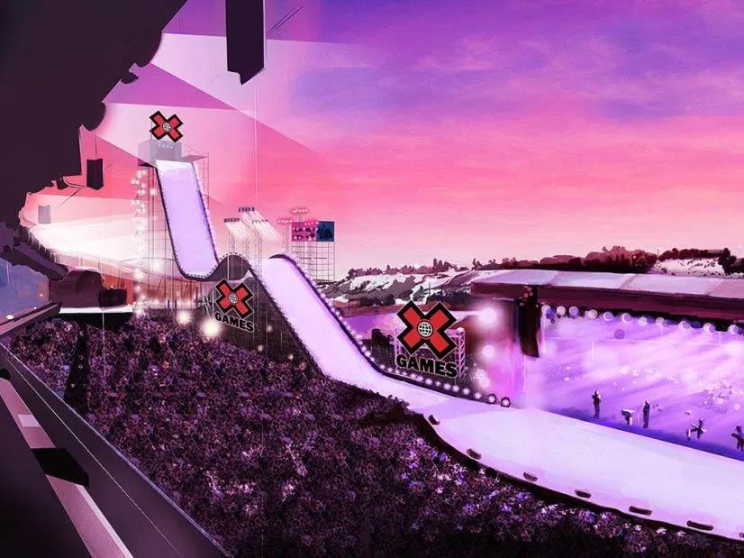 Finden im Jahr 2020 nicht statt: Die Winter X Games in Calgary, Kanada - Foto: Postmedia Archives