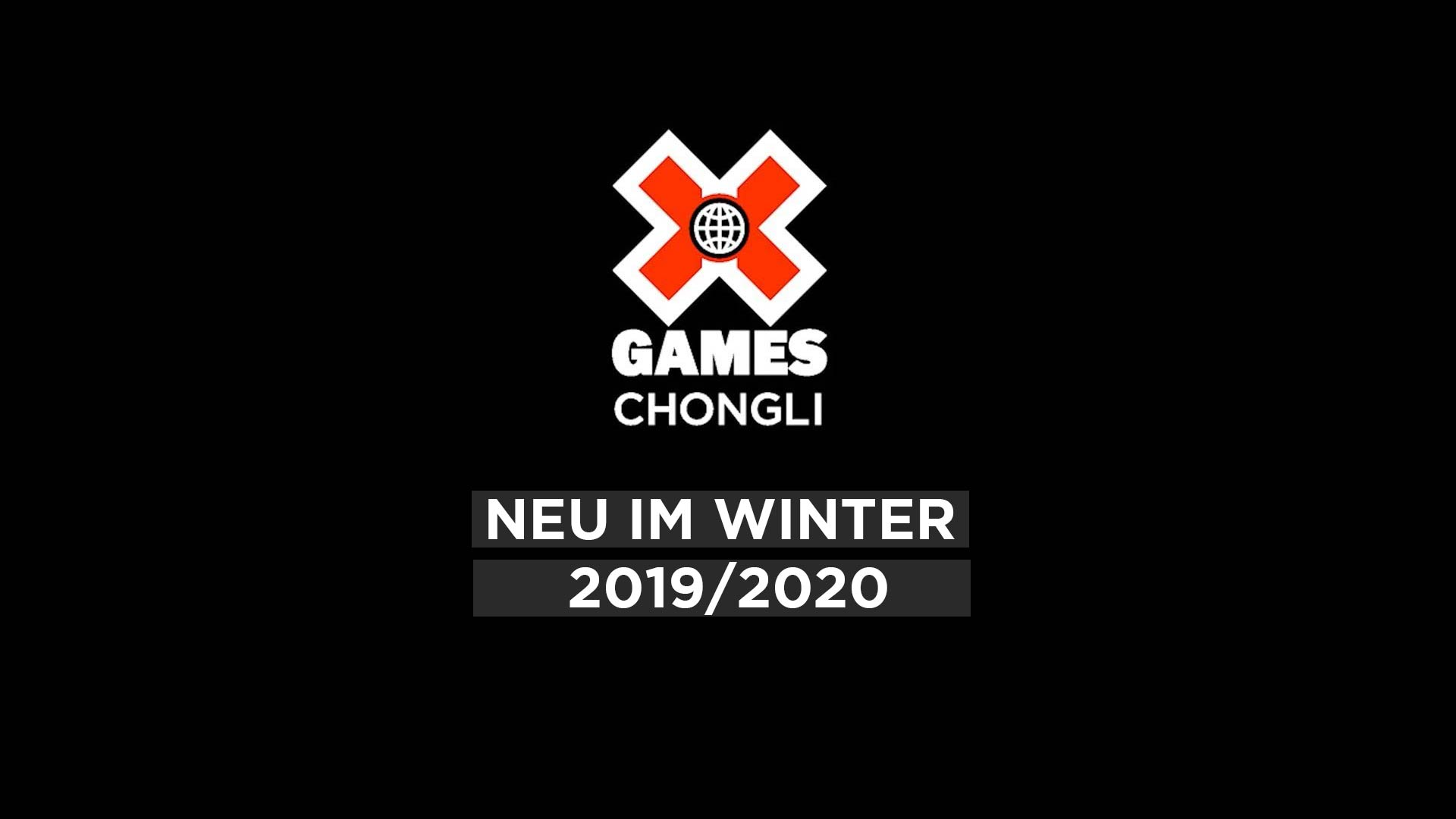 X Games: Zweites Winter Event in China (2020)