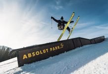 Absolut Park Opening 2019: Aktuelles Setup & Recap - Rider: Lukas Schlickenrieder