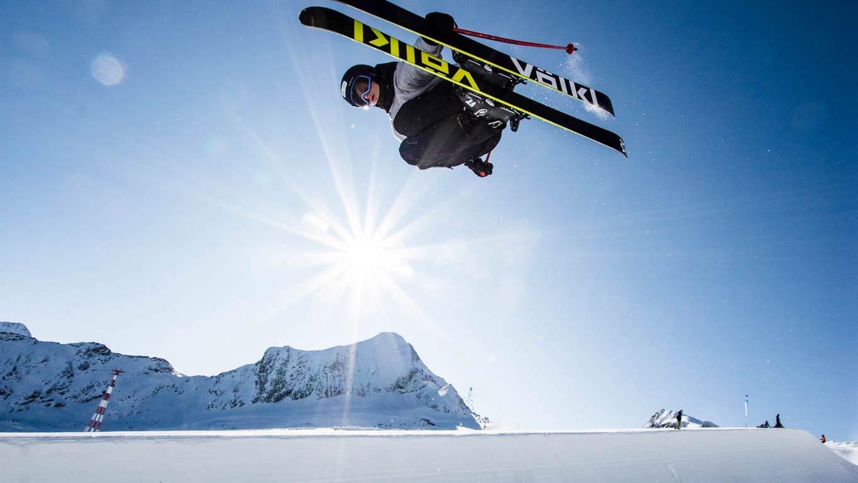 Snowpark Kitzsteinhorn: Superpipe nach den Trainingsweeks offen für alle!